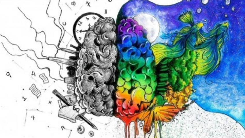 Sağ beyin ve sol beyin: Nasıl baskın olurlar?
